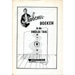 GOOCHEL-BOEKEN