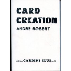 CARD CREATION (André Robert)