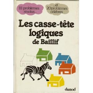 LES CASSE-TÊTE LOGIQUES DE BAILLIF