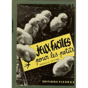 JEUX FACILES POUR LES PETITS (J. Boulanger)