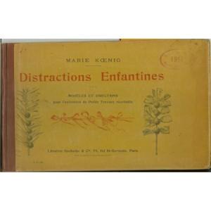 DISTRACTIONS ENFANTINES (Marie Koenig)