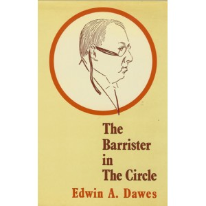 THE BARRISTER IN THE CIRCLE (Edwin A. Dawes)