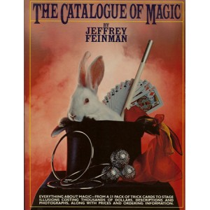 THE CATALOGUE OF MAGIC (Jeffrey Feinman)