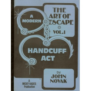 THE ART OF ESCAPE VOL 1,2,3,4,5,6,7,8 (John Novak)
