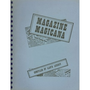 MAGAZINE MAGICANA by LLOYD LUNDIN