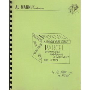 AME MENTAL PARCEL by AL MANN and H. PENN