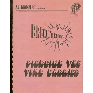 BREAK THROUGH (Al Mann)