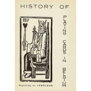 HISTORY OF PLAYING CARDS IN BELGIUM