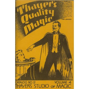 THAYER'S  QUALITY MAGIC – CATALOG NO. 9 – volume 4
