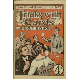 TRICKS WITH CARDS (Percy Bishop)