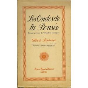 LES ONDES DE LA PENSEE (Albert LEPRINCE)