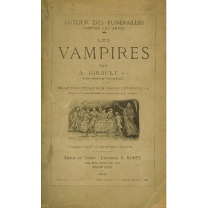 LES VAMPIRES (A. GIRAULT)