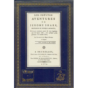 LES PETITES AVENTURES DE JEROME SHARP, PROFESSEUR DE PHYSIQUE AMUSANTE (Henri DECREMPS)