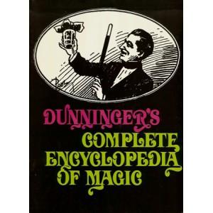 DUNNINGER'S COMPLETE ENCYCLOPEDIA OF MAGIC (Joseph DUNNINGER)