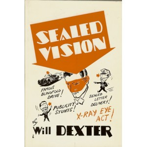 SEALED VISION (Will Dexter)