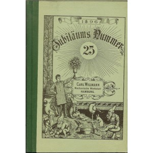 JUBILÄUMS NUMMER 25 (Carl WILLMANN)