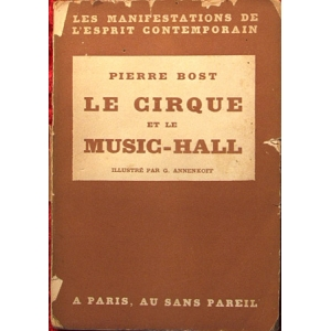 LE CIRQUE ET LE MUSIC-HALL