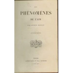 LES PHÉNOMÈNES DE L'AIR (Arthur MANGIN)
