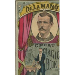 DE LA MANO'S GREAT MAGIC BOOK