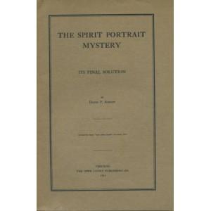 THE SPIRIT PORTRAIT MYSTERY (David P. ABBOTT)