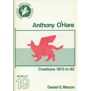 ANTHONY O'HARE A CROSS SECTION OF CREATIONS 1973 to 82 (Daniel G. MASON)