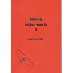 FOLDING LETTER-MARKS II (Mark H. OVERMARS)