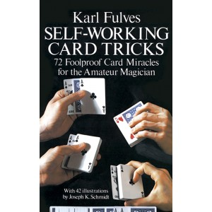 SELF-WORKING CARD TRICKS (Karl Fulves)