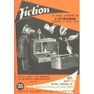 FICTION N°26 Janvier 1956