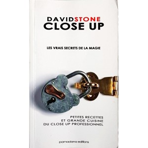 DAVID STONE CLOSE UP - LES VRAIS SECRETS DE LA MAGIE