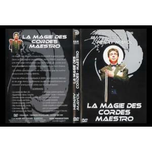 DVD LA MAGIE DES CORDES MAESTRO (Henry Mayol)