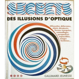 SECRETS DES ILLUSIONS D'OPTIQUE