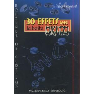 30 EFFETS AVEC LA BOÎTE OKITO (Max Ouagazzal)