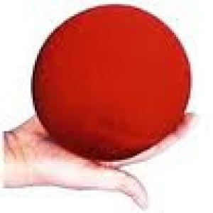 Balle mousse géante 5 inch - Rouge