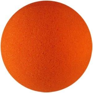Balle mousse géante 5 inch - Orange