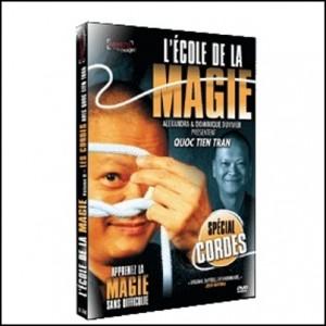 L'ÈCOLE DE LA MAGIE Volume 9 - LES CORDES (QUOC TIEN TRAN)