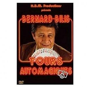 DVD TOURS AUTOMAGIQUES (Bernard Bilis)