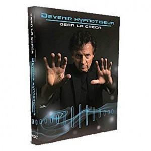 DVD DEVENIR HYPNOTISEUR (Jean La Greca)