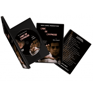 DVD L'ABC DE L'HYPNOSE (Kris Carol)