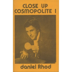 CLOSE UP COSMOPOLITE 1 (Daniel Rhod)