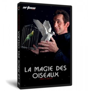 DVD LA MAGIE DES OISEAUX (Gérald Le Guilloux)