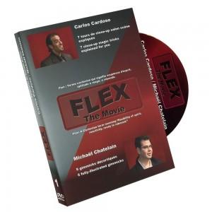 DVD FLEX - Conférence de Toulouse Carlos Cardoso - Mickael Chatelain