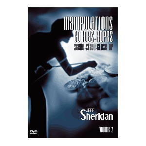 DVD MANIPULATIONS CORDES-ROPES Volume 2 (Jeff Sheridan)