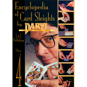 DVD ENCYCLOPEDIA OF CARD SLEIGHTS BY DARYL Volume 4