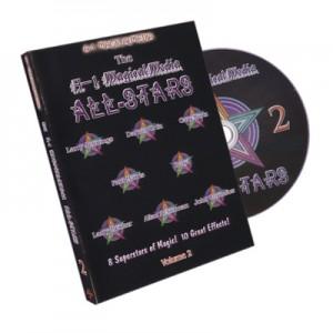 DVD THE A-1MAGICALMEDIA ALL-STARS Volume 2