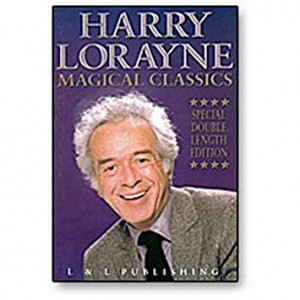 DVD HARRY LORAYNE MAGICAL CLASSICS