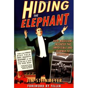 L'éléphant invisible (Jim Steinmeyer)
