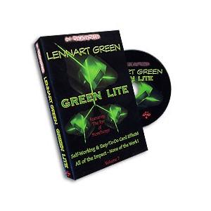 DVD LENNART GREEN - GREEN LITE Volume 7