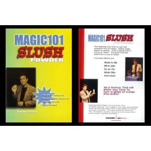 DVD MAGIC 101 SLUSH POWDER (Tod Buchanan)