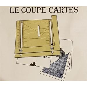LE COUPE-CARTES