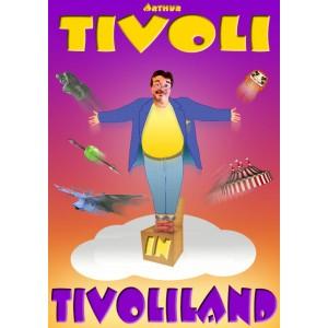 DVD ARTHUR TIVOLI IN TIVOLILAND